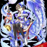 【白猫】シズク(クリスマス)ドラゴンライダー評価とオススメ武器