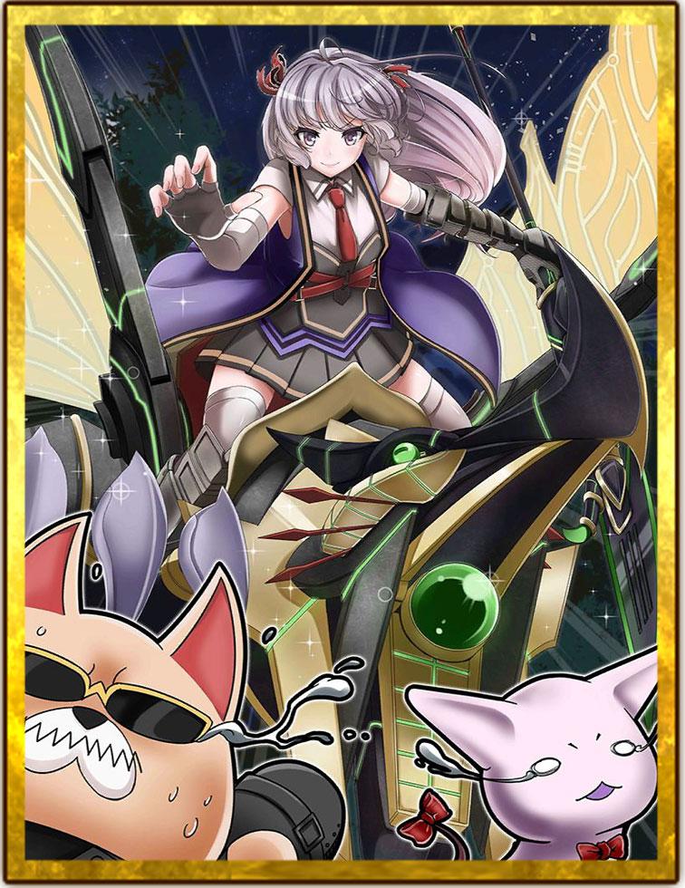 【白猫】アジルス(アニゲラ)(竜)の評価と声優等オススメ武器