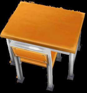 茶熊学園復刻2015あなたの机