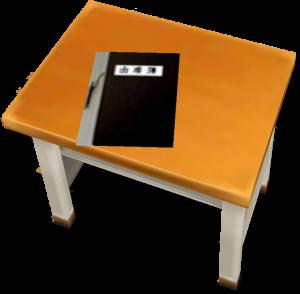 茶熊学園復刻2015教卓机