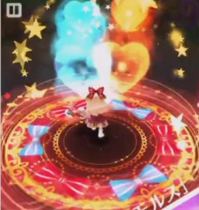 【白猫】アリエッタ×アーモンドピーク(魔)アクションスキル1c白黒グリココラボ