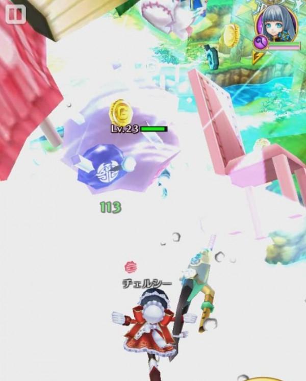【白猫】チェルシーリベンジ杖(魔道士)スキル2e