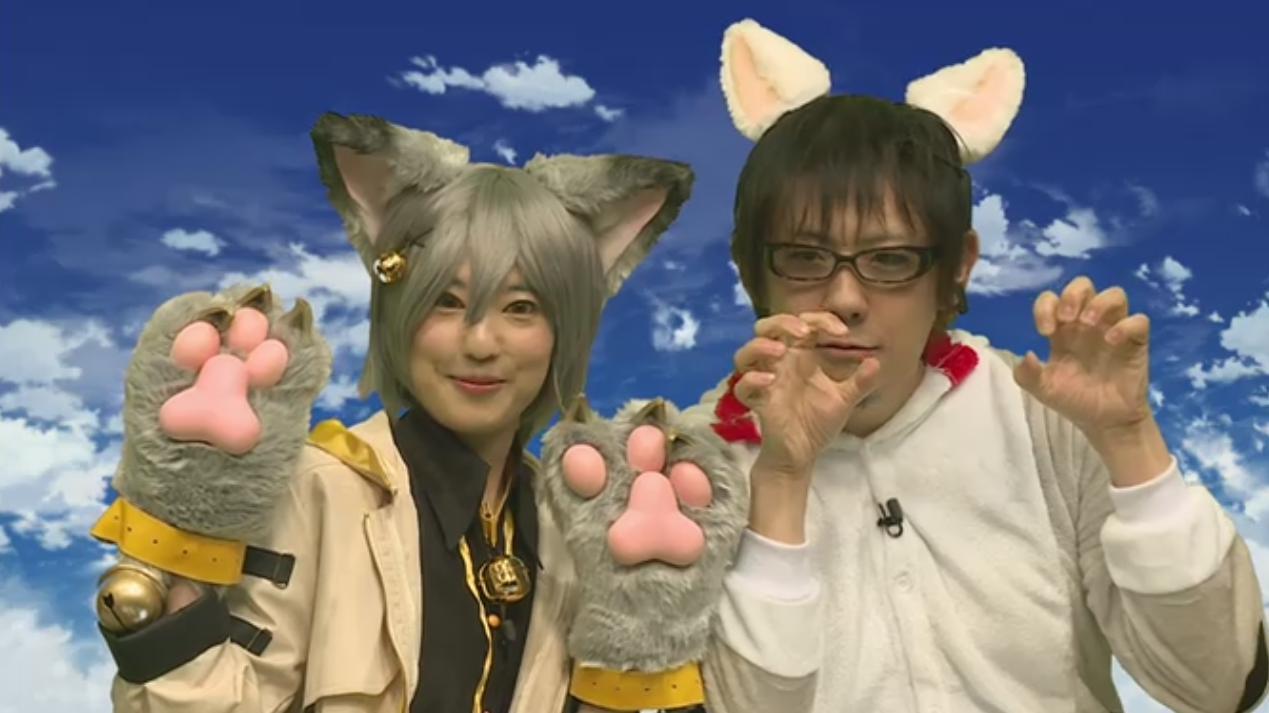 【白猫】ニコ生20162月22日_さいかわ猫決定戦201610