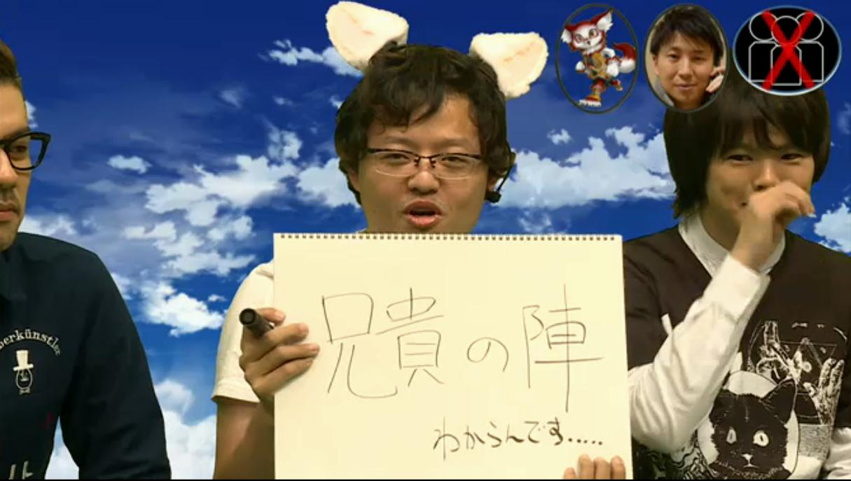 【白猫】ニコ生20162月22日_さいかわ猫決定戦201627