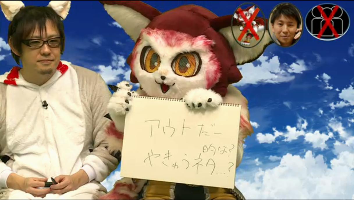 【白猫】ニコ生20162月22日_さいかわ猫決定戦201632