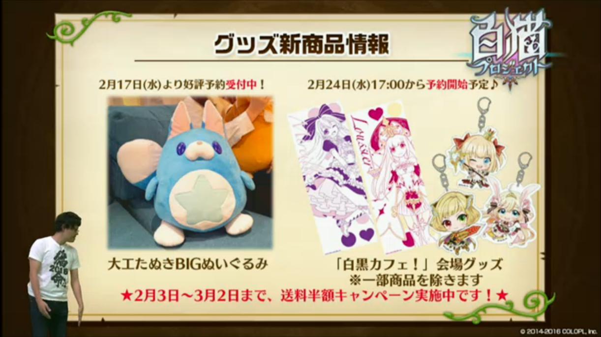 【白猫】ニコ生20162月22日_さいかわ猫決定戦201679
