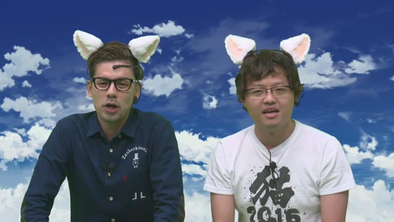 【白猫】ニコ生20162月22日_さいかわ猫決定戦20168