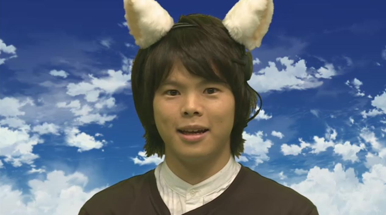 【白猫】ニコ生20162月22日_さいかわ猫決定戦20169