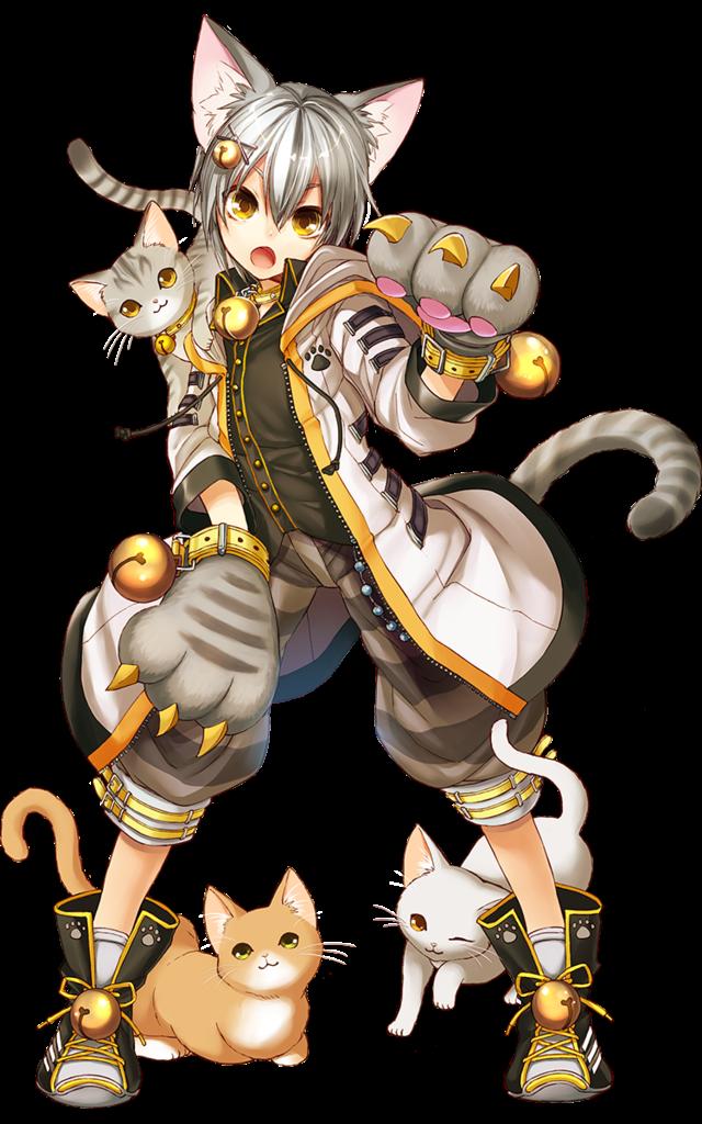 【白猫】メロディア