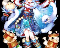 【白猫】神気解放ロッカ