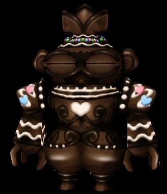 チョコレートどぐう