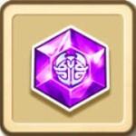 【白猫】紫のハイルーン