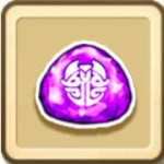 【白猫】紫のルーン