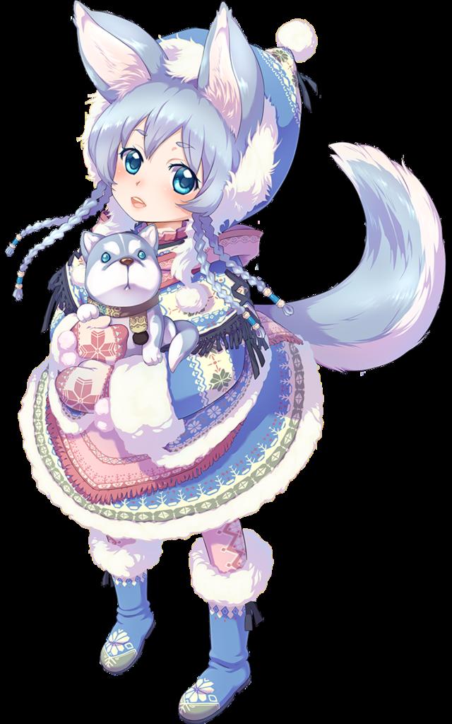 【白猫】コヨミ