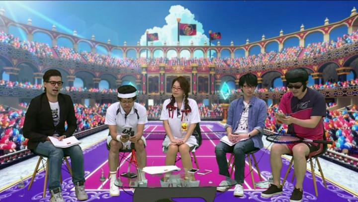【白猫】ニコ生5月26日テニス15