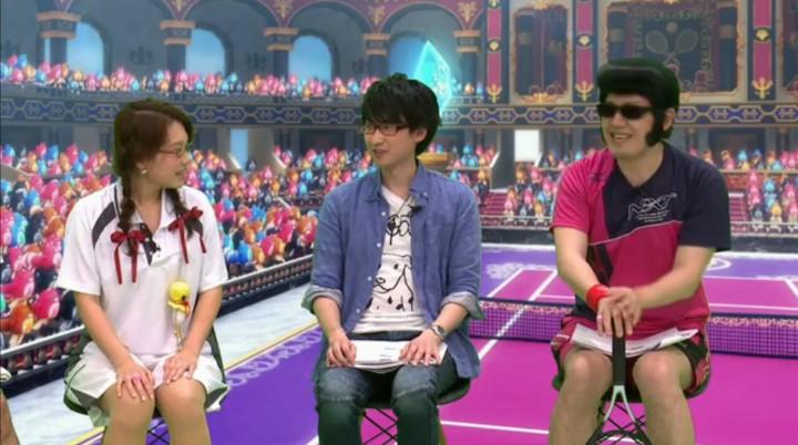 【白猫】ニコ生5月26日テニス2