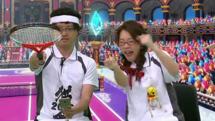 【白猫】ニコ生5月26日テニス21