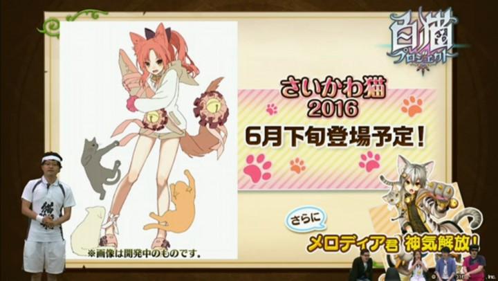【白猫】ニコ生5月26日最新情報18