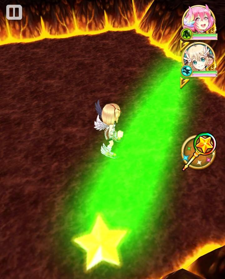 【白猫】10島バルヘイム案内イベント新ギミック魔法ステッキ