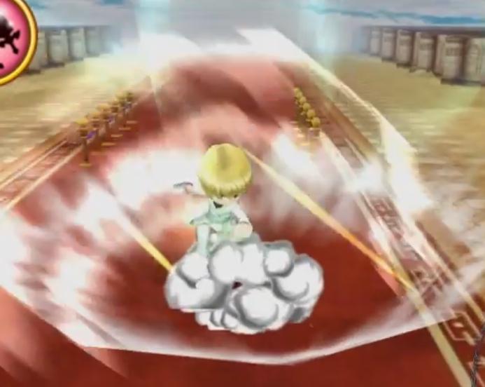 【白猫】クラピカスキル1a