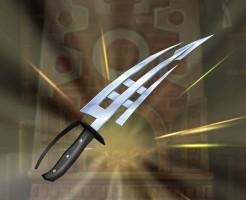 【白猫】クロロのベンズナイフa