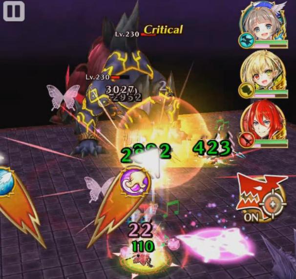 【白猫】「Soul-of-Knights(ソウル-オブ-ナイツ)~託されし者たち~」2周年記念イベント協力バトル星13攻略2b