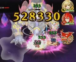 【白猫】「Soul-of-Knights(ソウル-オブ-ナイツ)~託されし者たち~」2周年記念イベント協力バトル星13攻略3