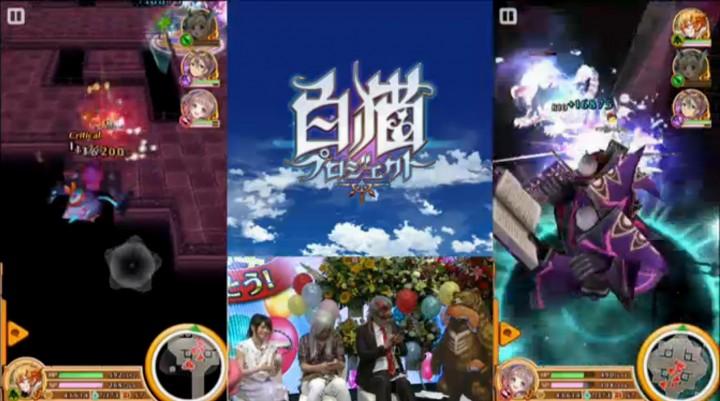 【白猫】2周年記念ニコ生48