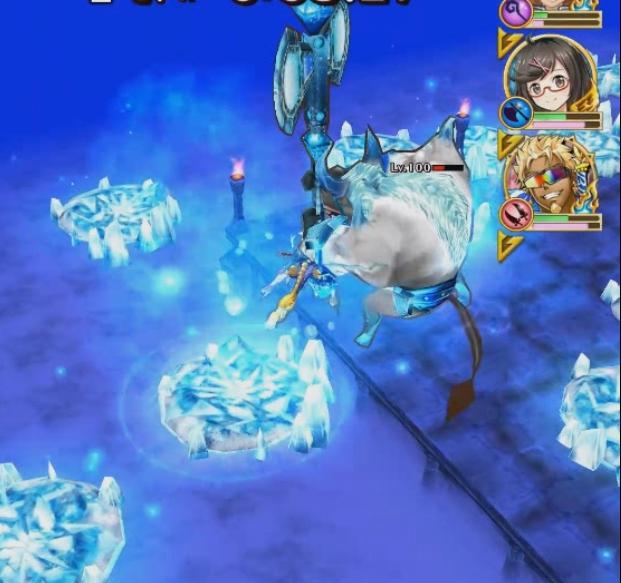 【白猫】ウェンディゴ攻略3