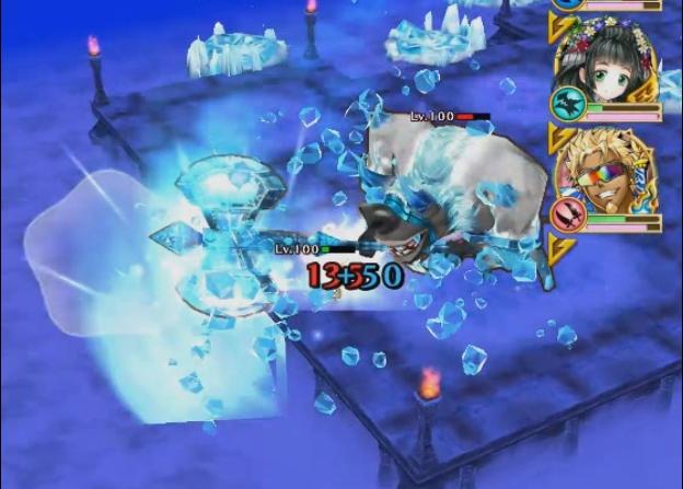 【白猫】ウェンディゴ攻略6