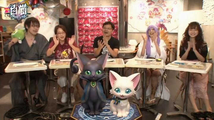 【白猫】ニコ生2015年8月25日1