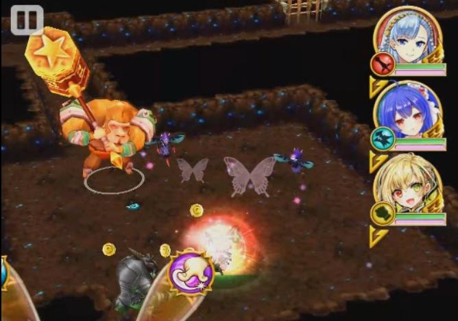 【白猫】Flower-of-Grace(フラワーオブグレイス)協力コンセプション星12エクシード攻略4