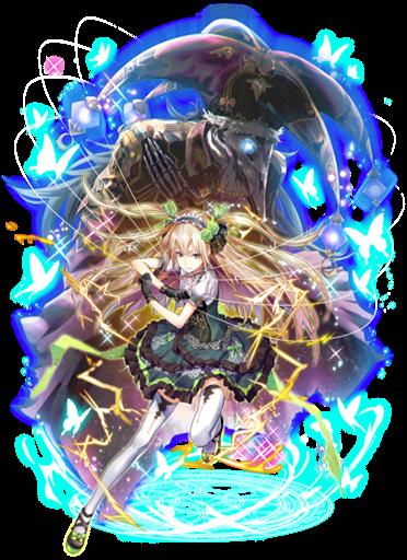 【黒ウィズ】黄昏魔道 サンセット=リフィル