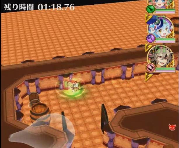 【白猫】アニマルコーヒーカップ破滅級ドロップ入手場所3