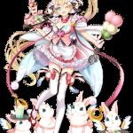 【白猫】探偵ツキミ(双剣)の評価やオススメ武器とアクセサリの紹介