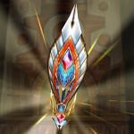 【白猫】極彩筆弓/王冠ユキムラモチーフ餅武器評価と性能(スキル)